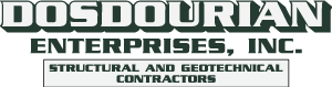 Dosdourian Enterprises | Structural & Geotechnical Contractor | Palm Beach, FL Logo